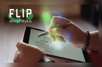Lynktec's Flip Smart Stylus Works like the Pencil You Grew Up with