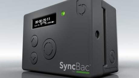 Timecode Systems Announces Shipping of SyncBac PRO