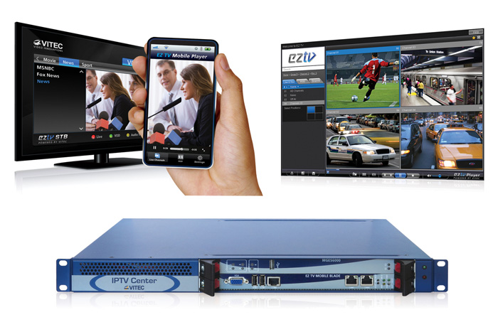 VITEC Shows Innovative Encode/Decode Appliances and Streaming Solutions at NAB Show New York 2016.
