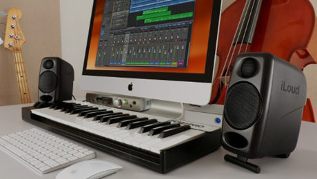 Now shipping: IK Multimedia iLoud Micro Monitor -  high-end sound without the high-end price.