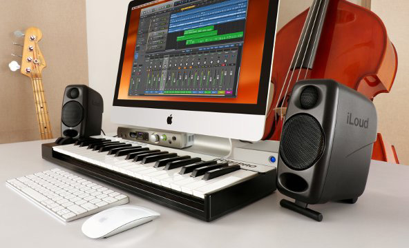 Now shipping: IK Multimedia iLoud Micro Monitor - high-end sound without the high-end price