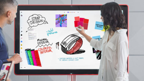BenQ Named Exclusive Enterprise Partner for Jamboard, a New 4K Team Collaboration Device from Google