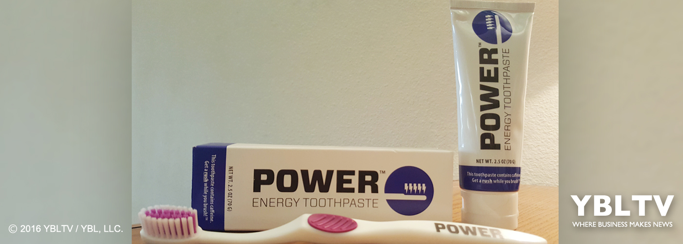 Power Toothpaste.