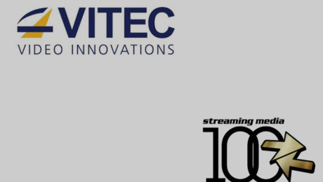 VITEC Named to Streaming Media's Top 100 for Fourth Consecutive Year.