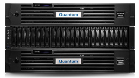 Quantum StorNext® Solution.