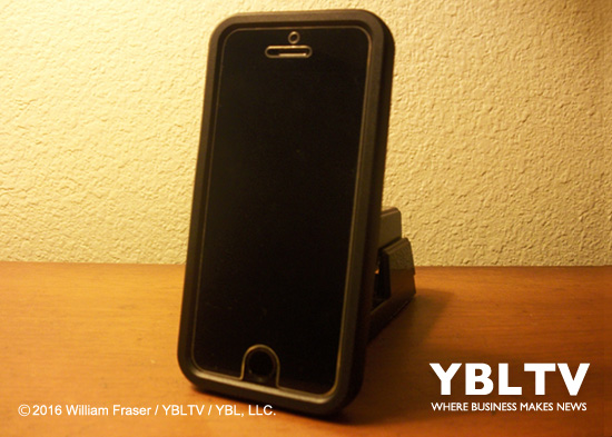 YBLTV Product Review by William Fraser: Stay Safe this Holiday Season with the NewerTech NuGuard KX Case and KXs Screen Armor.