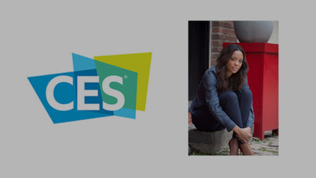 Aisha Tyler Announced as CES Ambassador Actress to serve as bridge between technology and media at CES 2017.