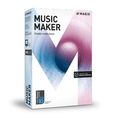 MAGIX Music Maker.
