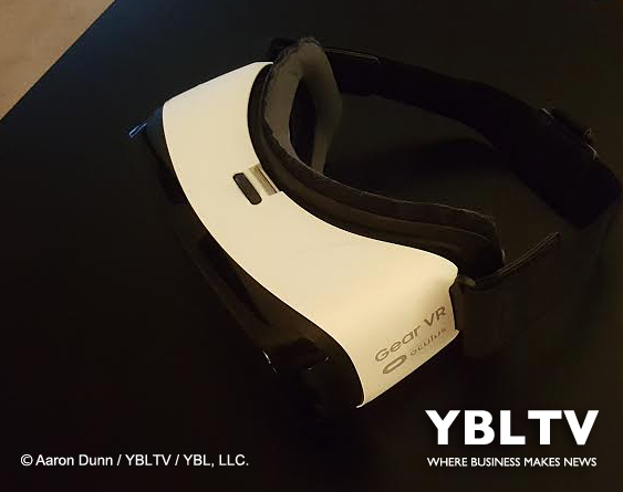 Is the Samsung Gear VR Still the Must Have Budget VR Device? YBLTV Writer/Reviewer, Aaron Dunn.