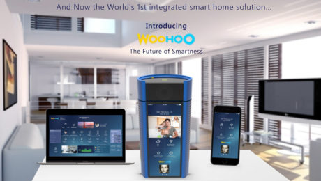 WooHoo™ is CES 2017 Innovation Award honoree for first-ever AI-powered smart home system