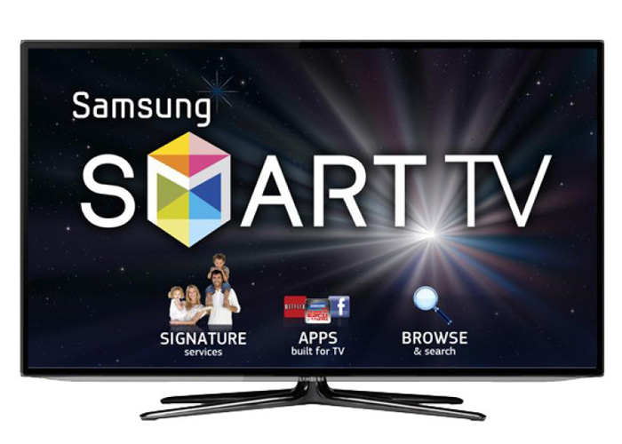 YBLTV Jessika S. Saunders Review: LED Samsung Smart TV (ES6150 Series).