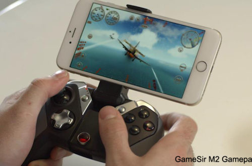 GameSir Launches First GameSir iOS Gamepad at CES 2017