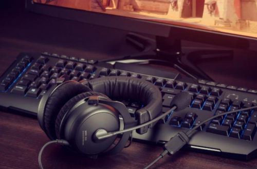 New for CES 2017: beyerdynamic to Introduce the Ultimate Gaming Headset- the MMX 300 2nd Generation.