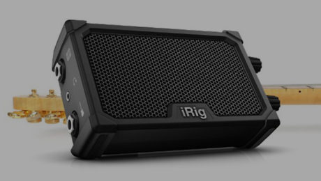 IK Multimedia announces and ships iRig Nano Amp - the versatile micro amp with a built-in iOS interface.