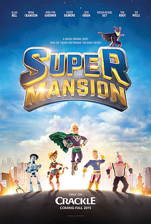 Kurt Oldman Scores Bryan Cranston's SuperMansion With Audient