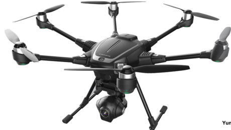 Yuneec International Co. Ltd.: Typhoon H.