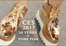 CES 2017: 50 Years of Pure Fun.
