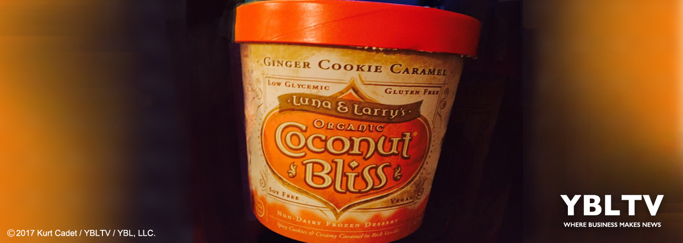 YBLTV Kurt Cadet Review: Coconut Bliss' Ginger Cookie Caramel is the Best Food Shopping Decision You Will Ever Make.