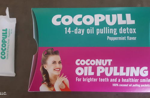 With CocoPull, your mouth feels squeaky-clean and fresh. If you use enough, you should probably see some good teeth-whitening results.