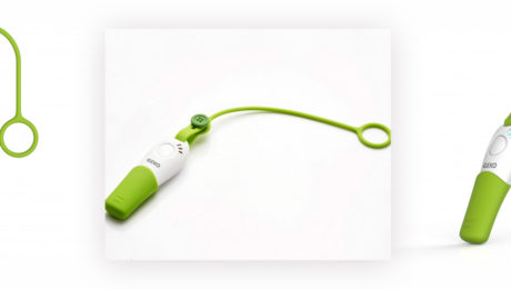Geko Smart Whistle Sends Distress Signal in Case of An Emergency.