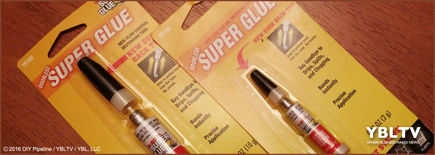 YBLTV DIY Pipeline Review: Super Glue Corporation.