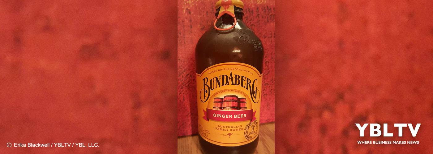 Bundaberg Ginger Beer.