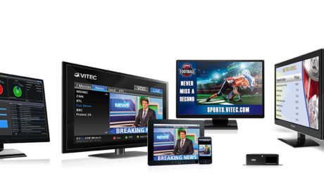 VITEC Brings IPTV & Signage Sports Venue Solution to National Sports Forum