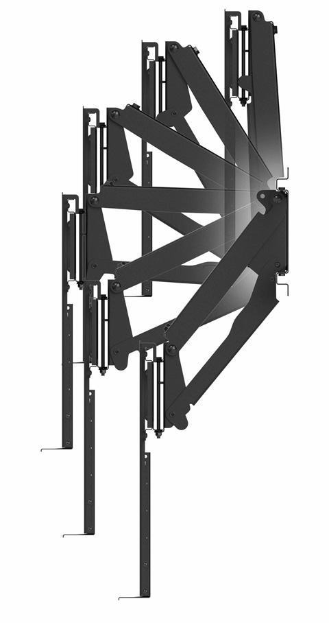 MantelMount Introduces Two New Pulldown Mounts To Award-Winning Lineup