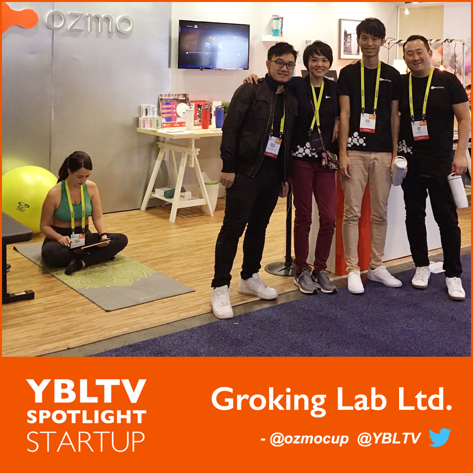 Meet YBLTV Spotlight StartUp: Groking Lab Ltd.