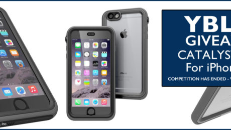 YBLTV Review & Giveaway: CATALYST® Case For iPhone 6 Plus
