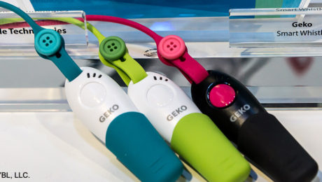 YBLTV Product Review by James Mattil: Stay Safe This Spring With Geko Smart Whistle.