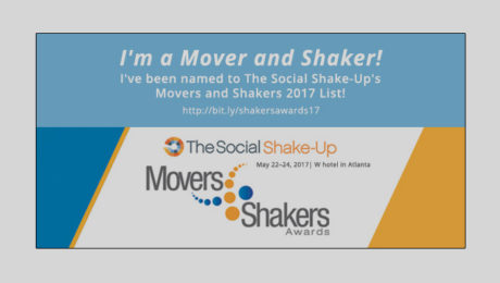 "Karen Thomas, President, Thomas Public Relations Awared PR News ""Movers & Shakers Award 2017"""