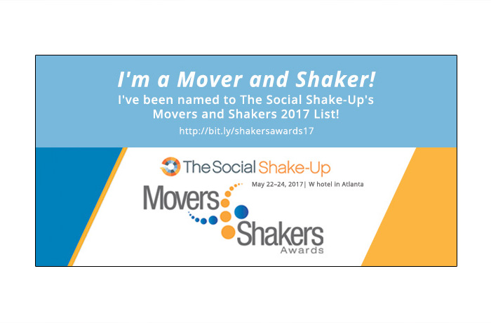 "Karen Thomas, President, Thomas Public Relations Awarded PR News ""Movers & Shakers Award 2017"""