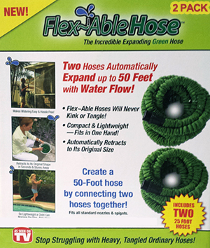 The Flex-Able Hose