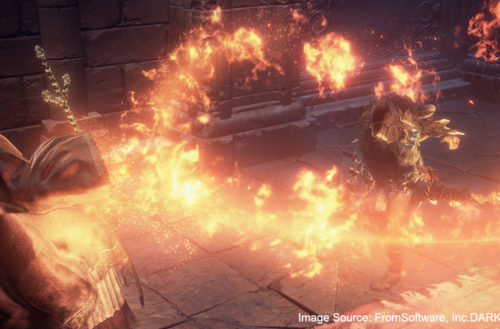 Image Source: FromSoftware, Inc. DARK SOULS Ⅲ THE FIRE FADES EDITION.