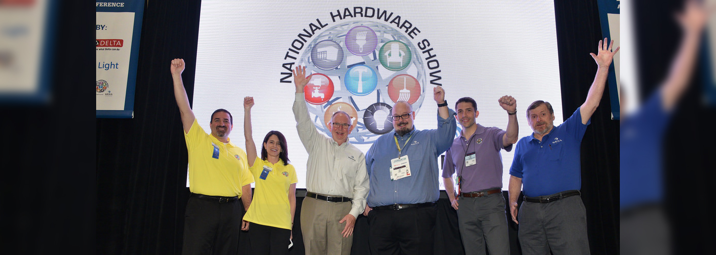 The National Hardware Show® 2016.