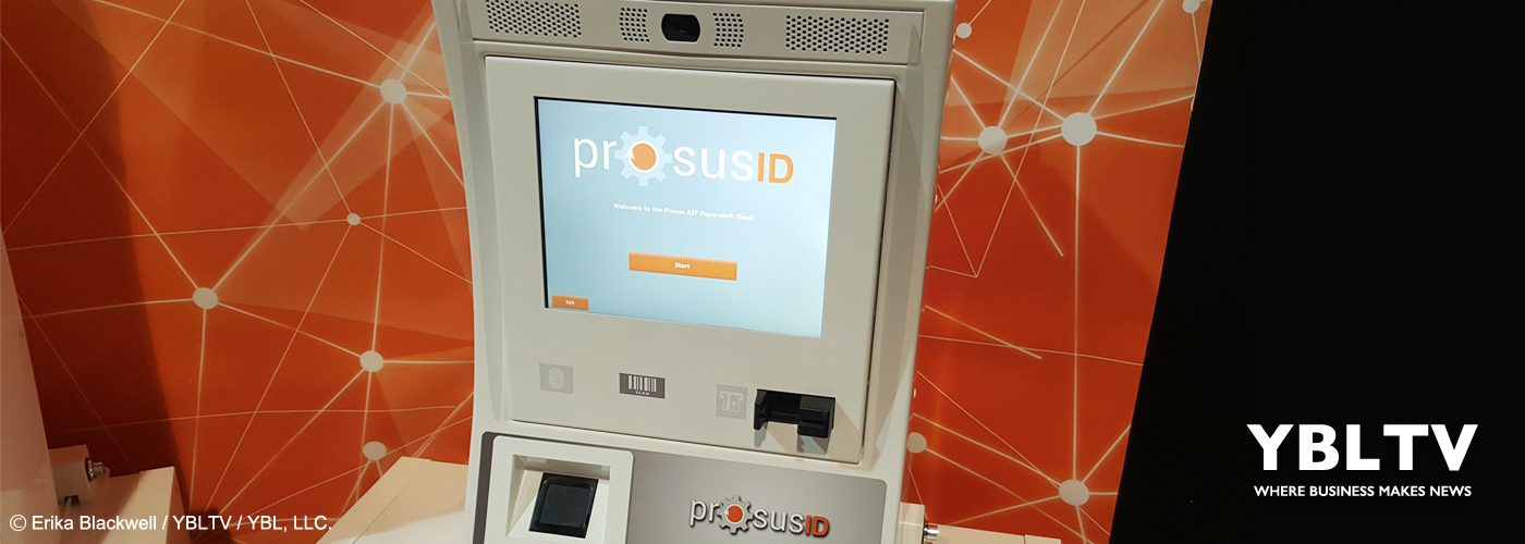 Prosus Inc. at Digital Signage Expo 2017.