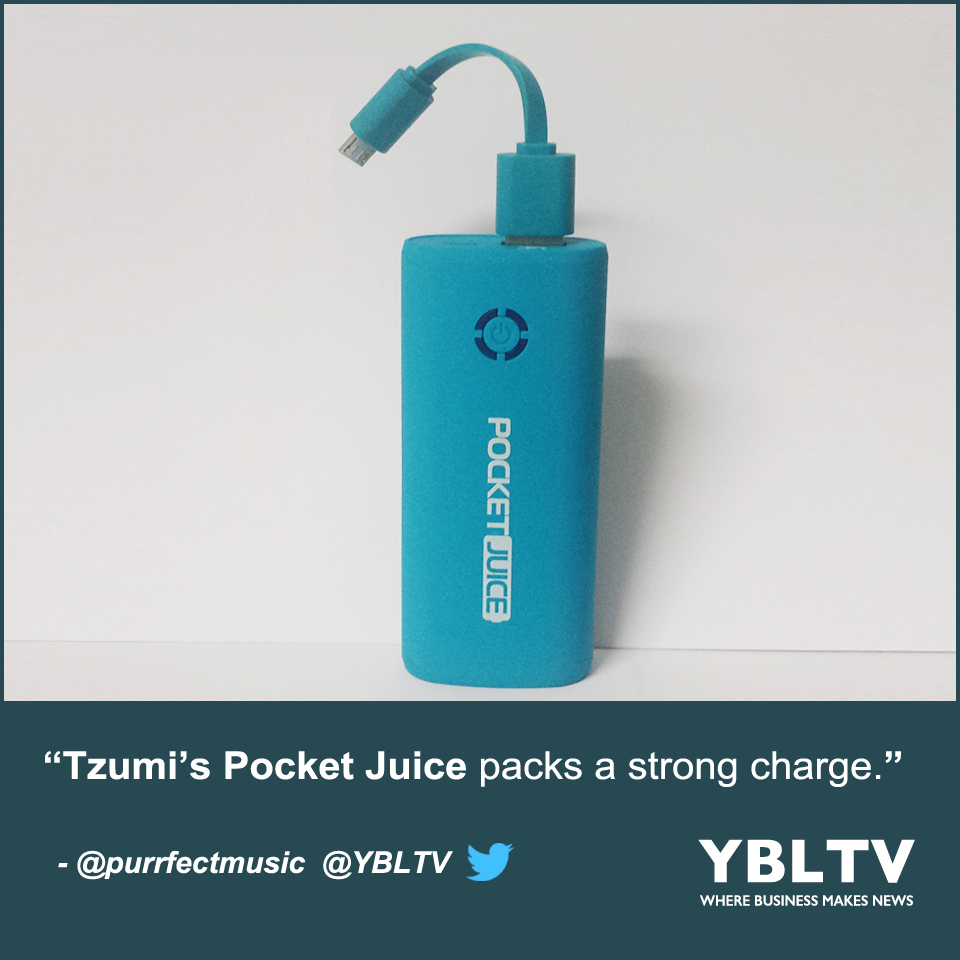 Pocket Juice Review by YBLTV Writer / Reviewer, LaMetra Miller.