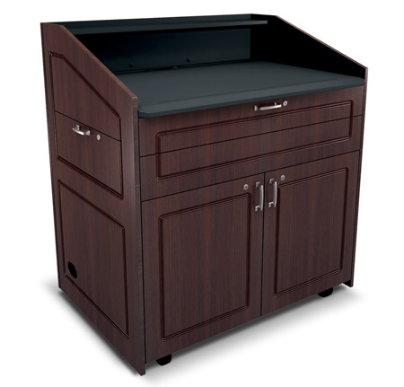 Middle Atlantic Simplifies Design and Ordering Experience for Upgraded L5 Series Lectern