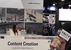 Audio-Technica USA's Marketing Director, Professional Markets, Gary Boss speaks with YBLTV Writer / Reviewer, Jack X at NAB 2017.