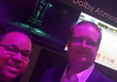Avid's Pro Audio Solution Specialist, Professional Audio & Console Sales, Ozzie Sutherland chats with YBLTV Writer / Reviewer, Jack X at NAB 2017.