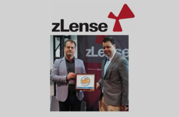 zLense Wins Best of Show Award at 2017 NAB Show