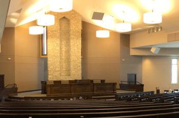 Powersoft Amplifiers Help Modernize Sound While Preserving Tradition at Morton Apostolic Christian Church