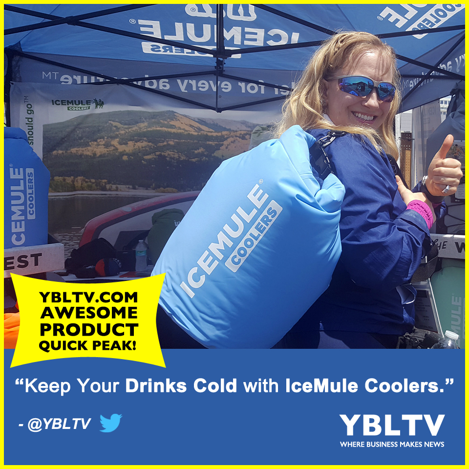 YBLTV Awesome Product - Quick Peak: IceMule Coolers