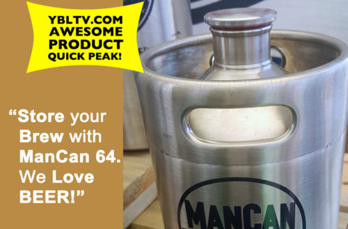 YBLTV Awesome Product - Quick Peak: ManCan 64.