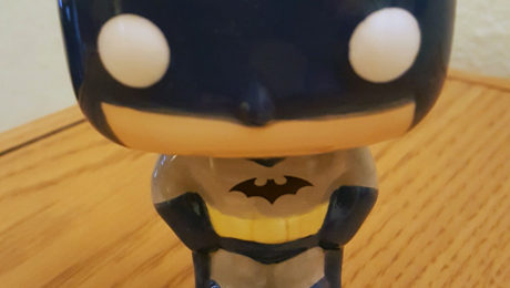 FUNKO Batman Salt Shaker.
