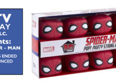 YBLTV GIveaway: Funko, LLC. POP! Lights: Marvel - Spider - Man.