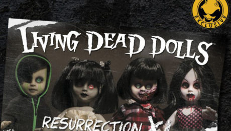 The Living Dead Dolls Resurrection Set XI Limited Edition Banner