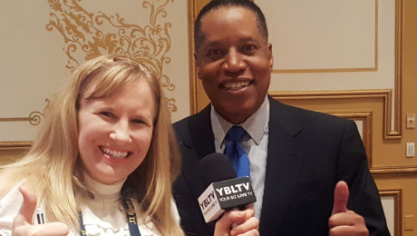 Lawyer, Writer and Radio & TV Personality, Larry Elder chats with YBLTV Anchor, Erika Blackwell at FreedomFest 2017.