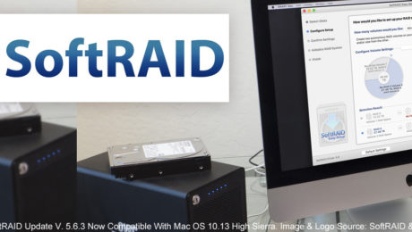 OWC Holdings Launches SoftRAID Update V. 5.6.3 Now Compatible With Mac OS 10.13 High Sierra